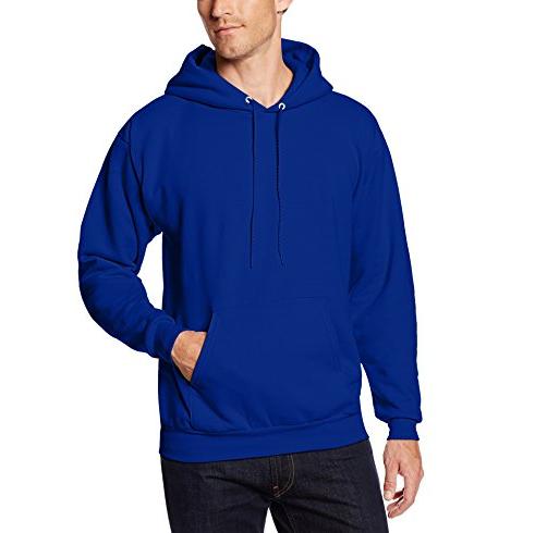 HANES 恒适 Pullover EcoSmart 男士连帽卫衣