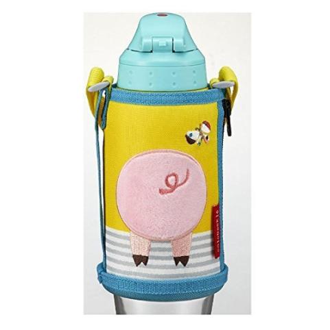 TIGER 虎牌 MBR-B06G 儿童型不锈钢真空保温杯 600ml(三款可选)