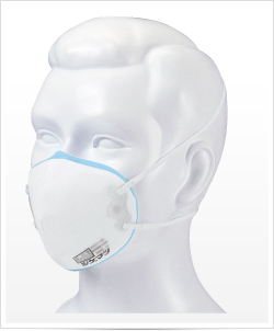 重松制造所 DD11-S2-2 防雾霾口罩 10个入