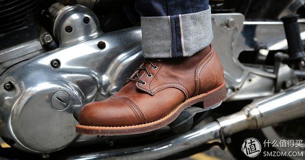 RED WING 红翼 Heritage Iron Ranger 6 经典款8111 男士工装靴
