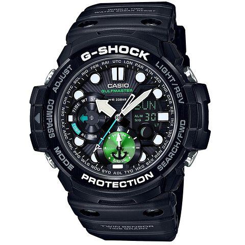 CASIO 卡西欧 G-SHOCK GN-1000MB-1AJF 户外多功能腕表
