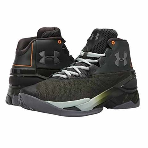 UNDER ARMOUR 安德玛 Longshot 男款篮球鞋