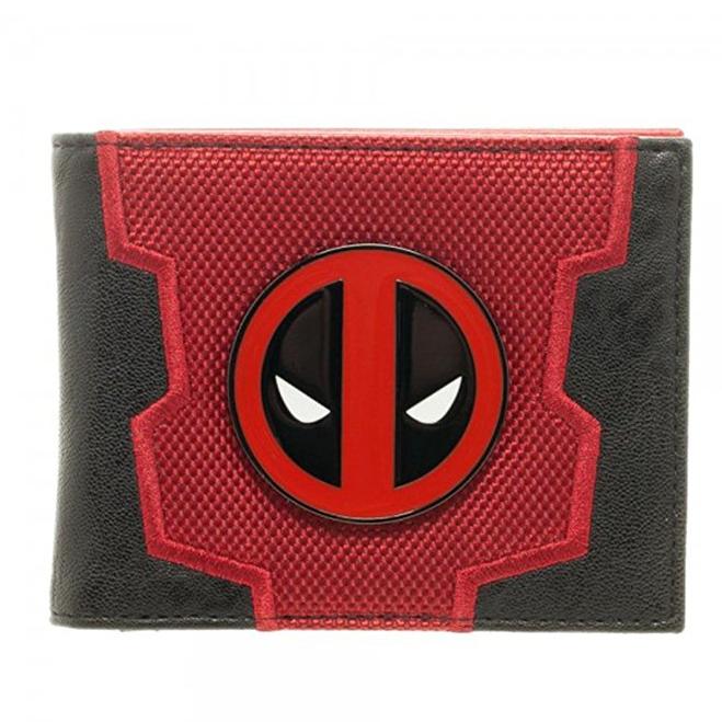 MARVEL 漫威 Deadpool 男士钱包