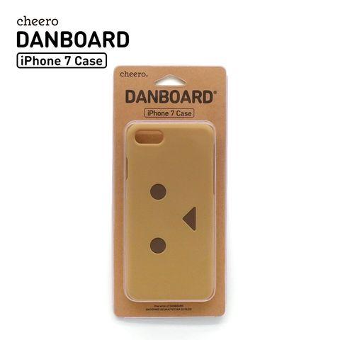 cheero 阿楞纸箱人 CHE-801-BR iPhone7手机壳(4色可选)