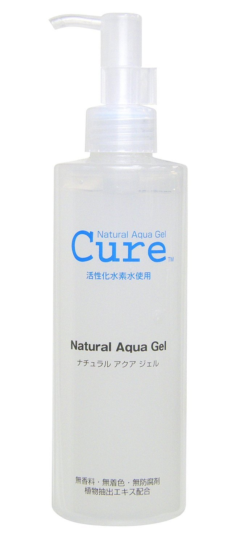 Cure Natural 活性去角质凝胶 250ml