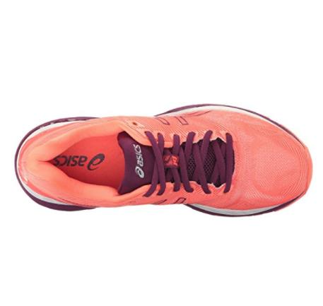 ASICS 亚瑟士 GEL-NIMBUS 19 女款顶级缓震跑鞋