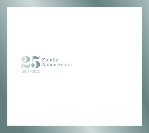 《Finally 》安室奈美惠 音乐专辑 3CD+Blu-ray