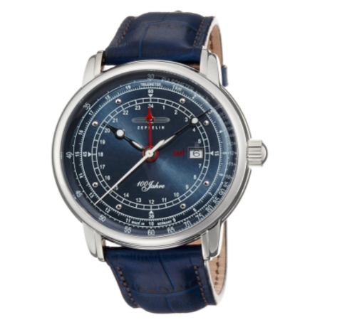 ZEPPELIN 齐柏林飞艇 100周年纪念 7646-3 男士时装腕表