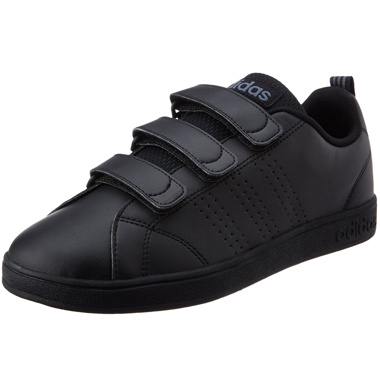 adidas 阿迪达斯 NEO VALCLEAN2 CMF 中性魔术贴休闲运动鞋