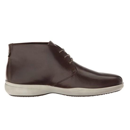 ecco 爱步 Grenoble 男士真皮踝靴
