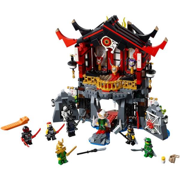 LEGO乐高 Ninjago Movie 幻影忍者:复活圣殿 70643