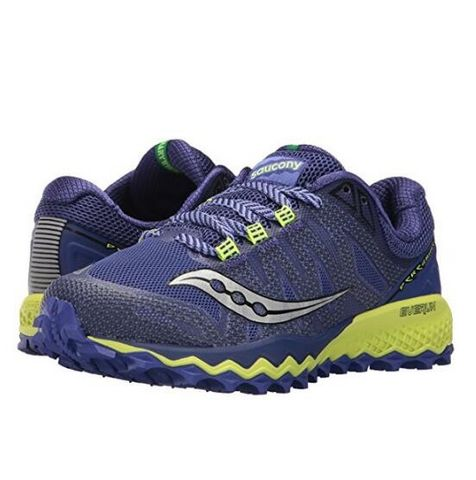 Saucony 圣康尼 Peregrine 7 女款越野跑鞋