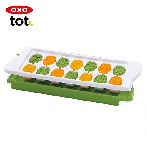 OXO 婴儿冷冻辅食盒 14格
