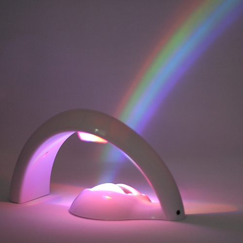 Uncle Milton Rainbow In My Room 室内彩虹模型灯