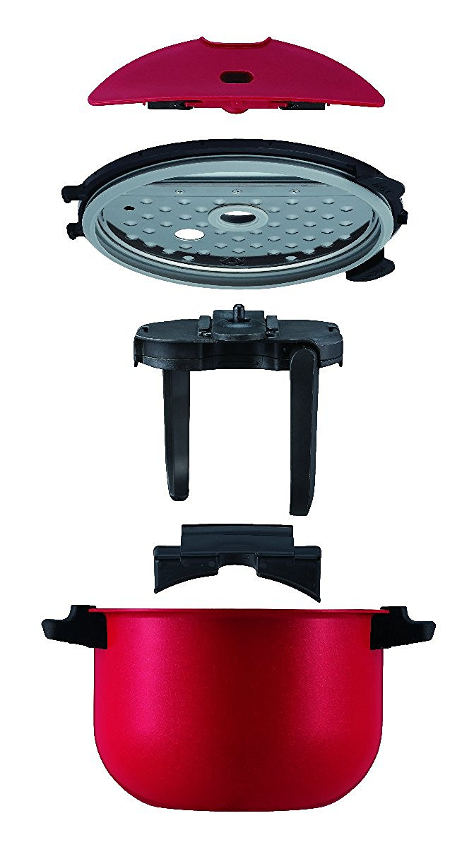 SHARP 夏普 KN-HT99A-R 無水電燉鍋