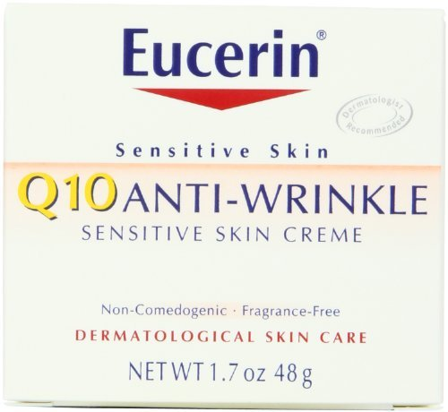 Eucerin 优色林 Q10 Anti-Wrinkle Creme 抗皱保湿面霜 48g