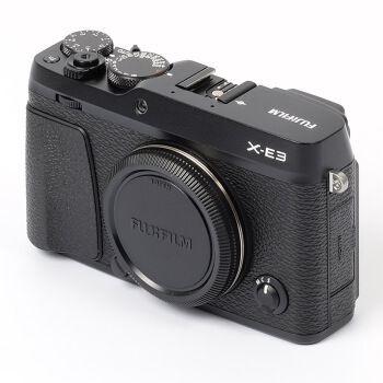 FUJIFILM 富士 X-E3 无反相机 单机身