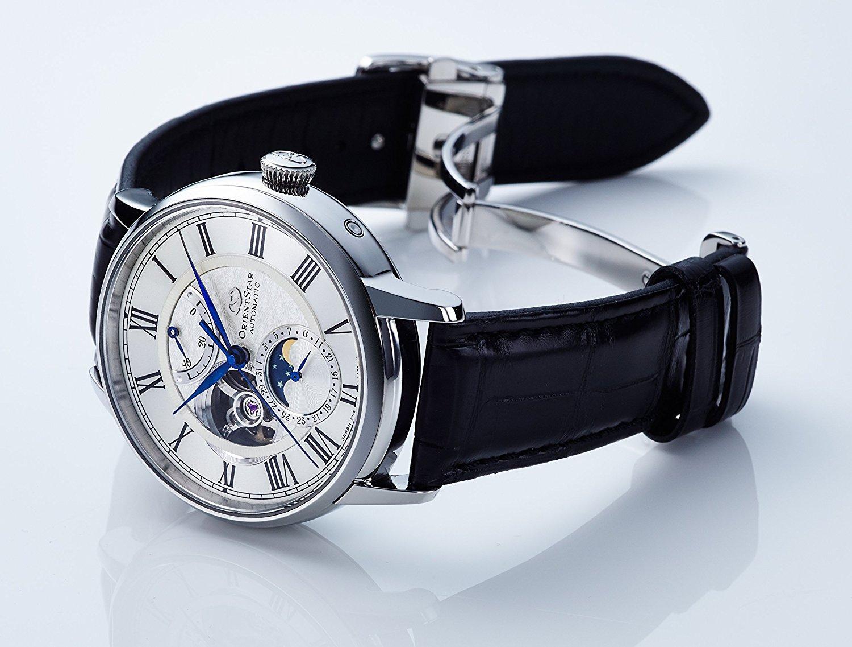 ORIENT STAR  RK-AM0001S 机械自动上弦男士腕表