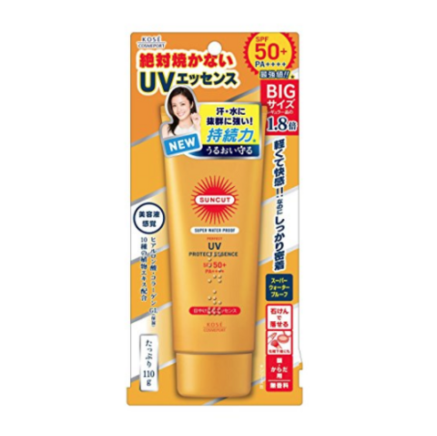 KOSE 高丝 suncut 强效防晒乳 SPF50+/PA++++ 110g 18年新版