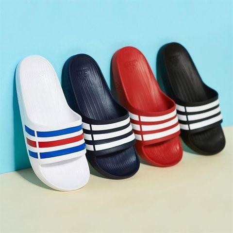 adidas 阿迪达斯 Duramo Slide 中性款拖鞋