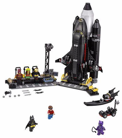 LEGO 乐高 BATMAN MOVIE 蝙蝠侠大电影 70923 蝙蝠穿梭机