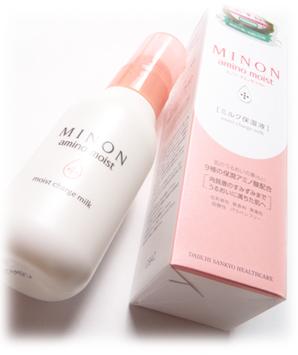 MINON 氨基酸保湿乳液 100g