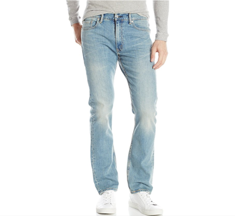 Levi\'s 李维斯 513 Slim-Straight 男士牛仔裤