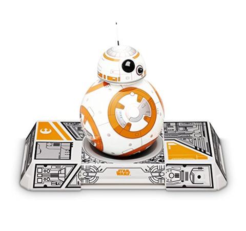 Sphero 星球大战 BB-8 球形机器人(带Trainer)