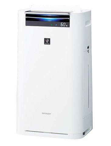 SHARP 夏普 KI-GS70-W 负离子加湿空气净化器 13叠