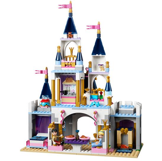 LEGO 乐高 迪士尼系列 41154 灰姑娘的梦幻城堡