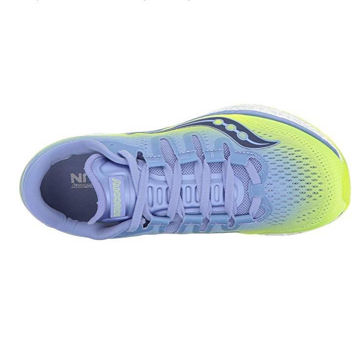 Saucony 圣康尼 FREEDOM ISO S103552 女款顶级轻量跑鞋