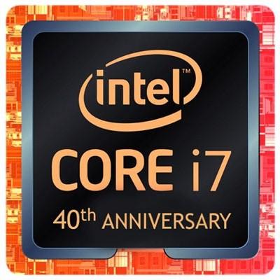 intel 英特尔 Core 酷睿 i7-8086K 限量版处理器