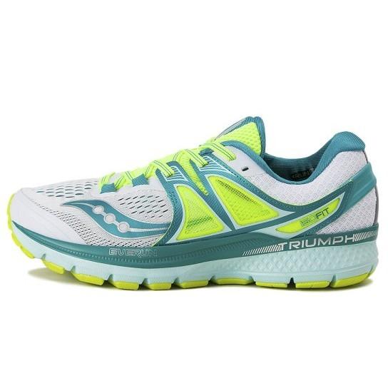 saucony 圣康尼 Triumph ISO 3 女款頂級緩震跑鞋