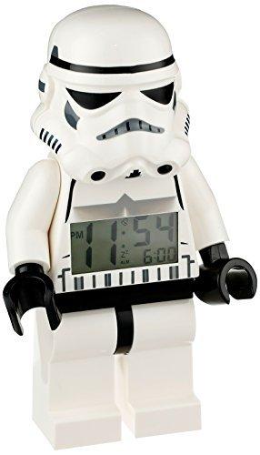 LEGO 乐高 Storm Trooper 风暴兵 人仔闹钟