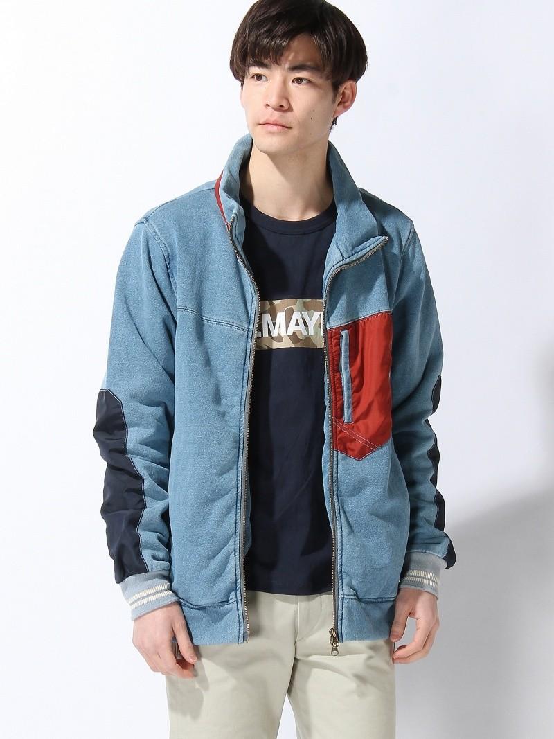 KRIFF MAYER 男士传统户外风 棉质夹克