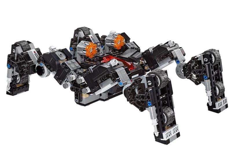 LEGO 乐高 超级英雄 76086 蝙蝠侠夜行者隧道攻击
