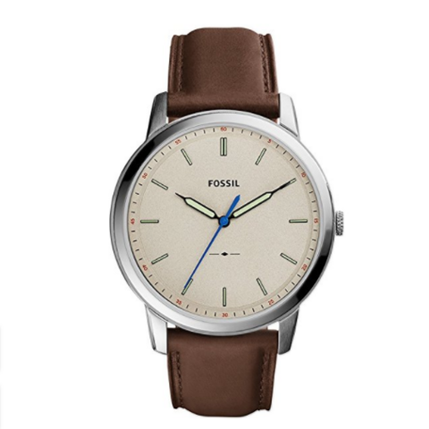 FOSSIL The Minimalist FS5306 男士时装腕表