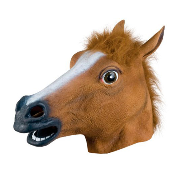 Miyaya Horse Head Mask 马头面具