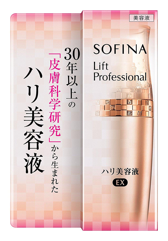 SOFINA 苏菲娜 弹力精华美容液EX 40g