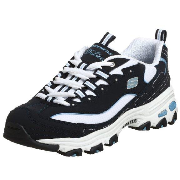 SKECHERS 斯凯奇 Bright Blossoms Sneaker 女士运动鞋