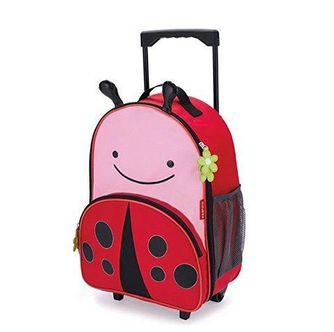 Skip Hop 动物造型多功能拉杆书包/行李箱