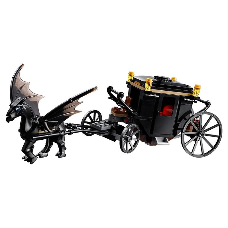 LEGO 乐高 神奇动物在哪里 75951 格林德沃大逃亡
