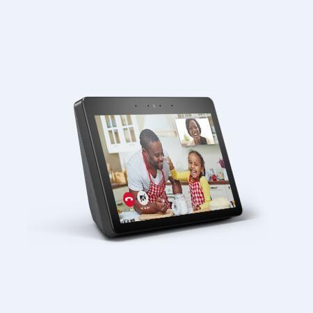Amazon 亚马逊 Echo Show 第二代智能音箱