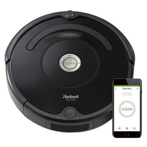 iRobot Roomba 675 智能扫地机器人