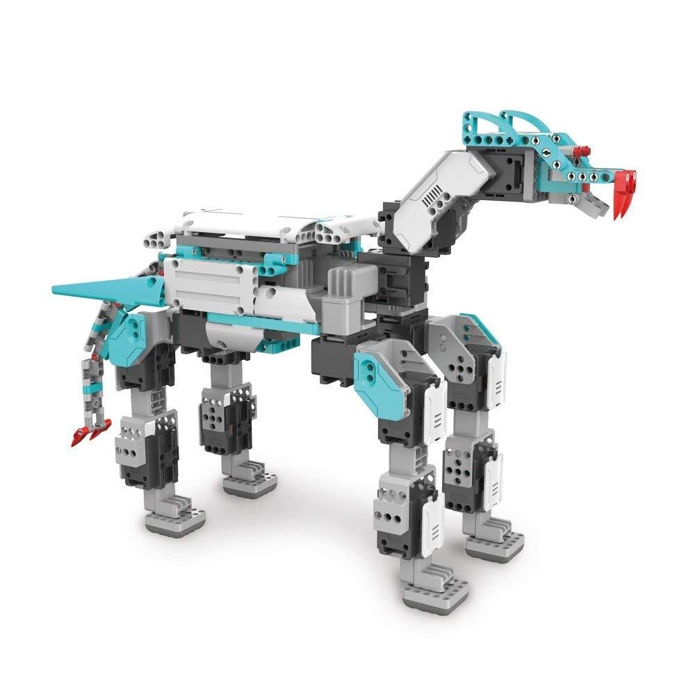 UBTECH 发明家系列积木 智能机器人玩具