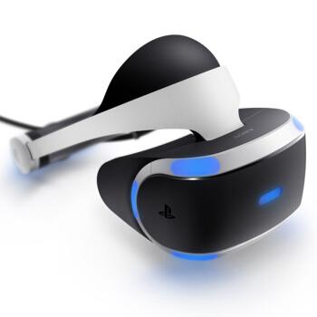 SONY 索尼 Playstation 4 VR眼镜+《宇宙机器人》《Moss》同捆套装