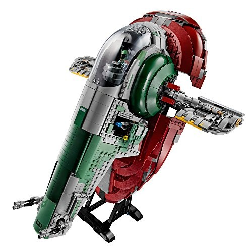 LEGO 乐高 Star Wars 星球大战系列 75060 奴隶一号