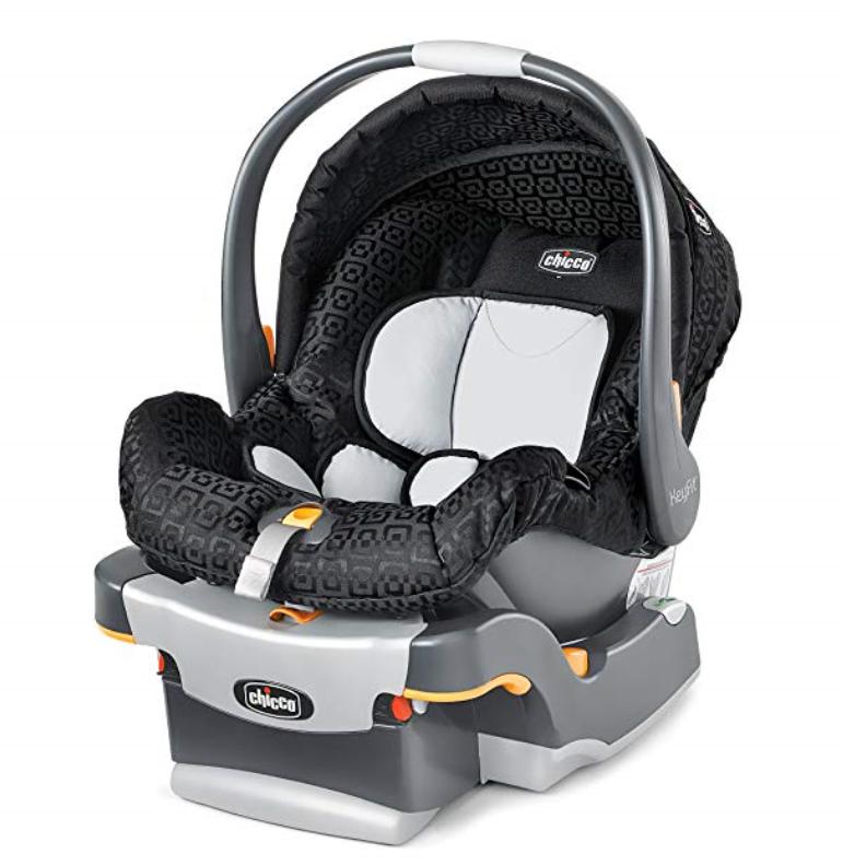 Chicco 智高 Keyfit 30 儿童安全座椅和底座