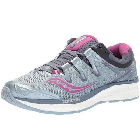 限尺码:saucony 圣康尼 TRIUMPH ISO 4 女款顶级缓震跑鞋