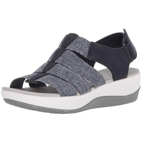 CLARKS Arla Shaylie 女士运动凉鞋